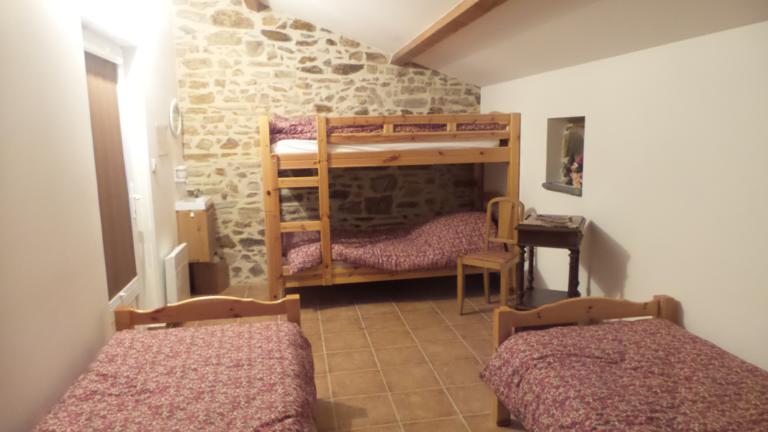 Chambre Amazone - Gite de la Brissais